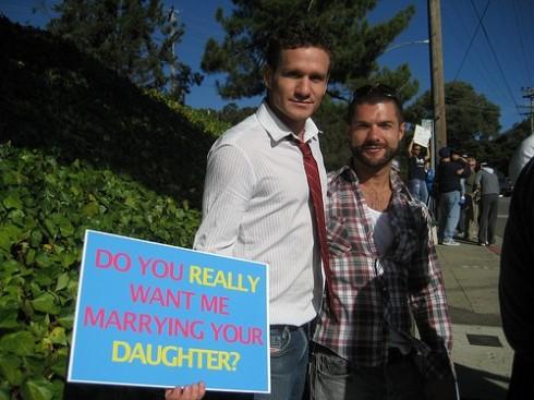 mariage gay LA